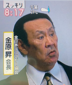 テコンドー 金原 髪型