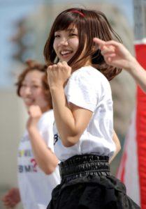 福田麻貴 ダンス